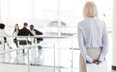 Ageism in the workplace starts at 40 for women